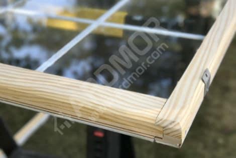 Wooden Window Repair