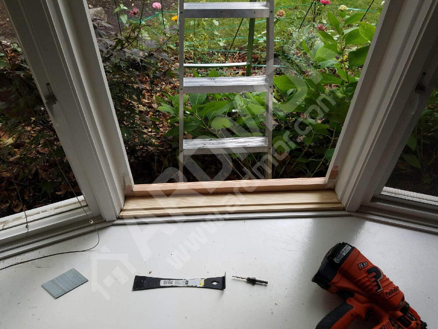 Pella Windows Sash Repair