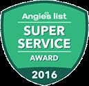 Angeles List Super Service Award 2016