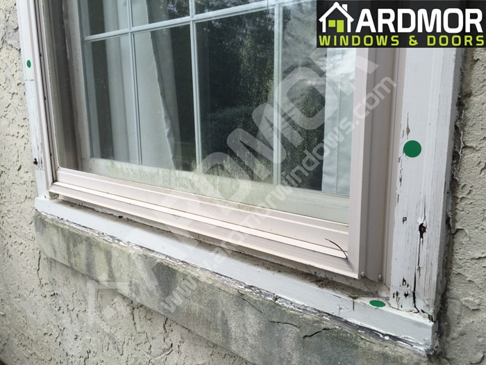 Brick Molding And Window Sill Replacement In Fort Lee Nj